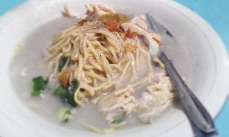 Mie Koclok Mang Sam
