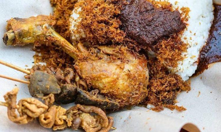 Nasi Ati Ayam Santa Maria