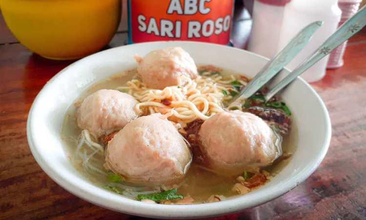 Bakso Daging Sapi Sari Roso ABC