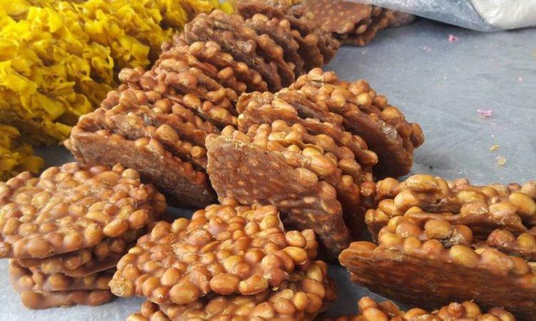 Gula Kacang atau Ampyang