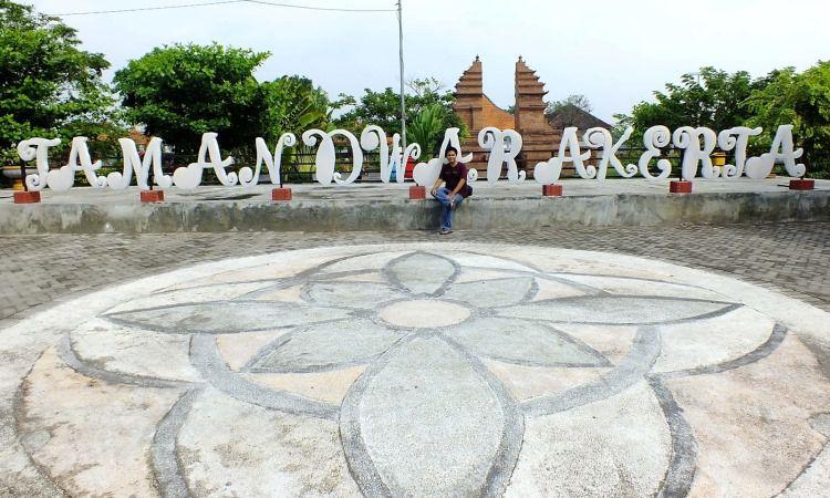 Taman Dwarakerta