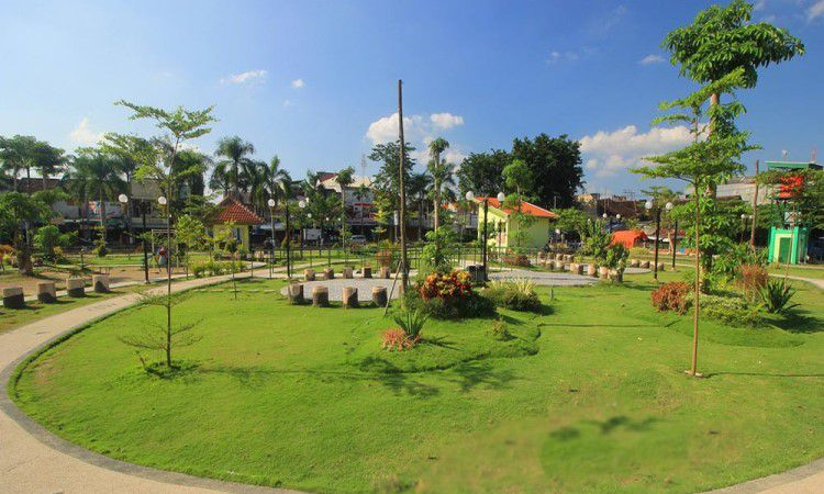 Taman Kota Caruban
