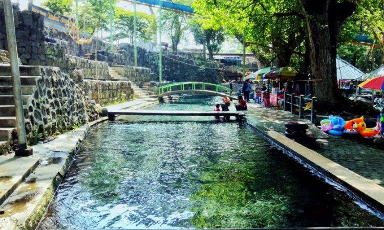 Umbul Cokro Tulung, Klaten