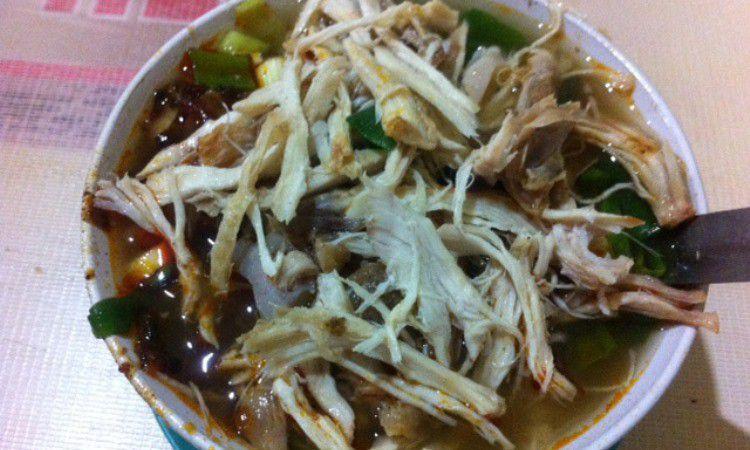Warung Makan Sauto Pak Da'an