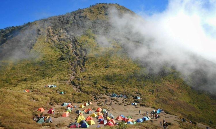 Wisata Alam Gunung Merbabu