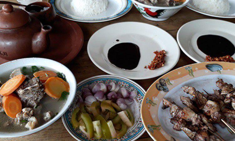 Wisata Kuliner Tegal