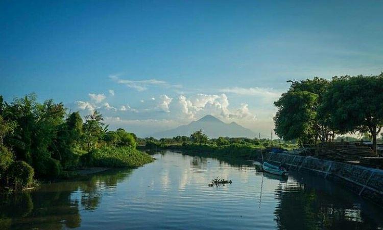 Wisata Sungai Porong