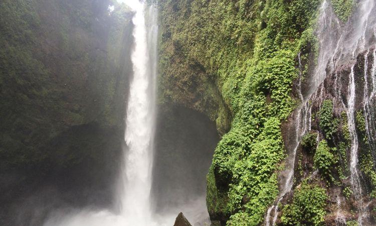 Air Terjun Langkuik Tinggi