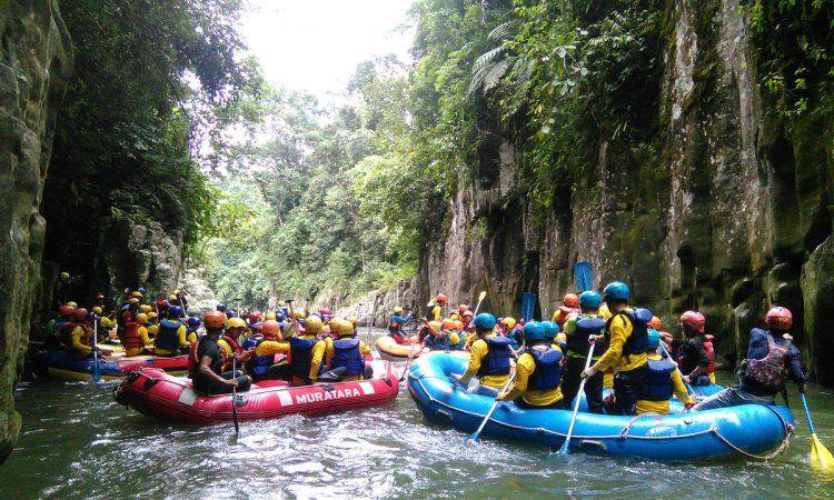 Arung Jeram Sungai Ketahun