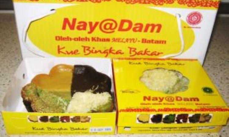 Bingka Bakar Naya@dam