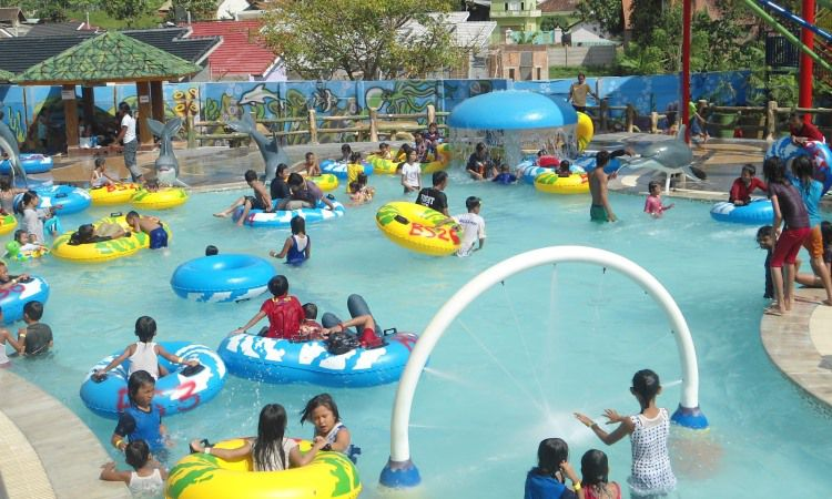 D'Mermaid Waterpark