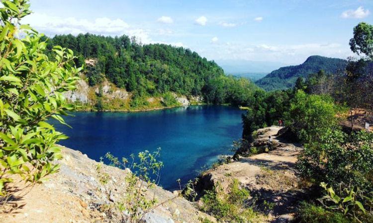 Danau Biru, Sawahlunto