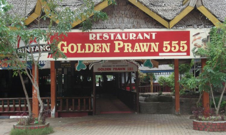 Golden Prawn