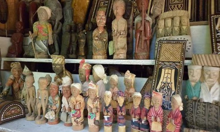 Handicraft Toraja