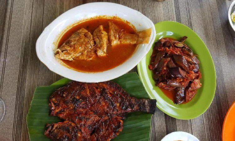 Ikan Bakar Jingkrak