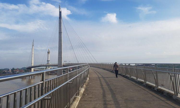 Jembatan Pedestrian
