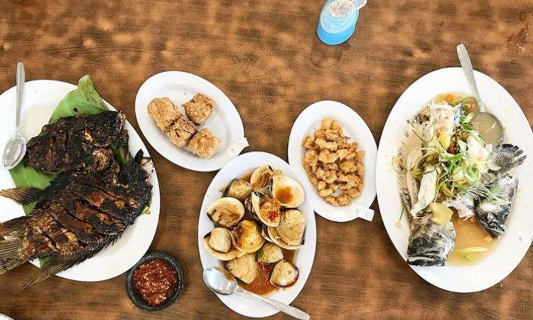 Jumbo Kakap Seafood Resto