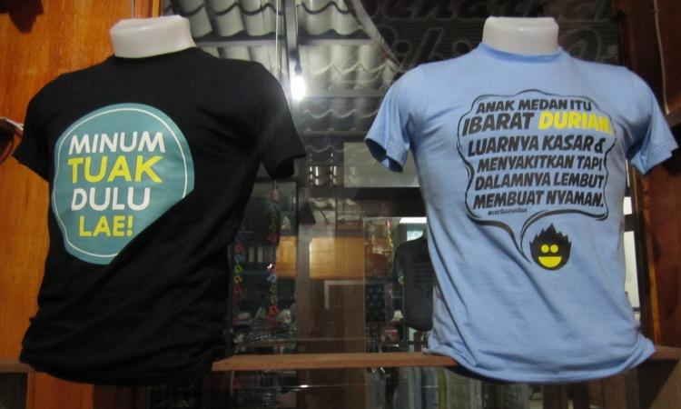 Kaos Medan