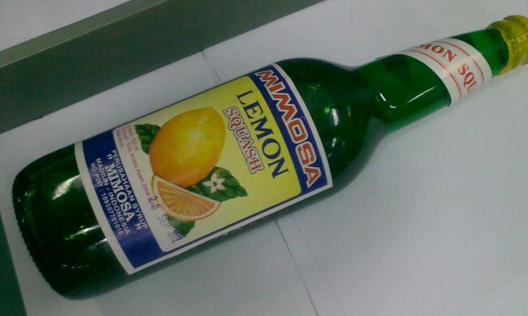Mimosa Lemon