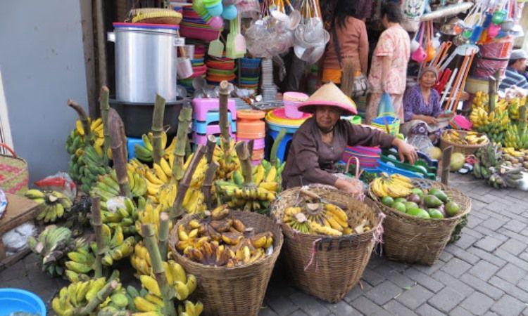 Pasar Tradisional Cinde Palembang