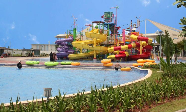 Queen Garden Waterboom Batam