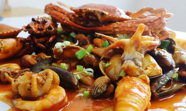 Restoran Dapur Perahu
