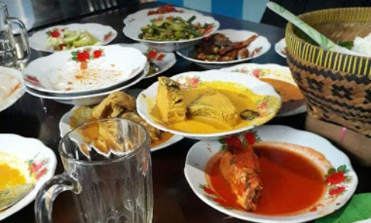 Restoran Makan Pondok Salero