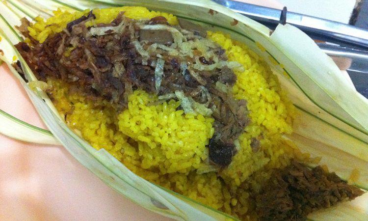 Rumah Makan Nasi Kuning Saroja