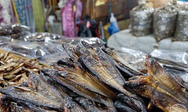 Salai Ikan Patin