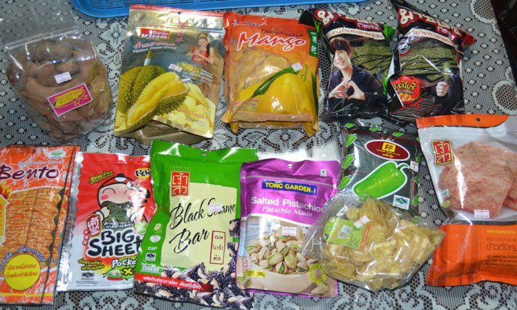 Snack Thailand