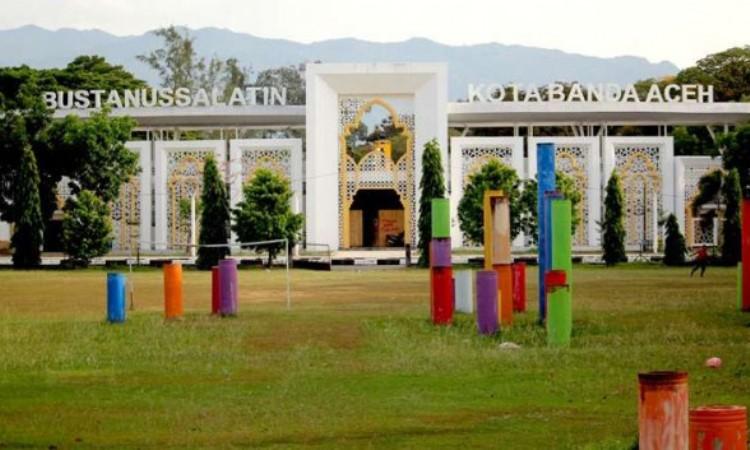 Taman Bustanussalatin