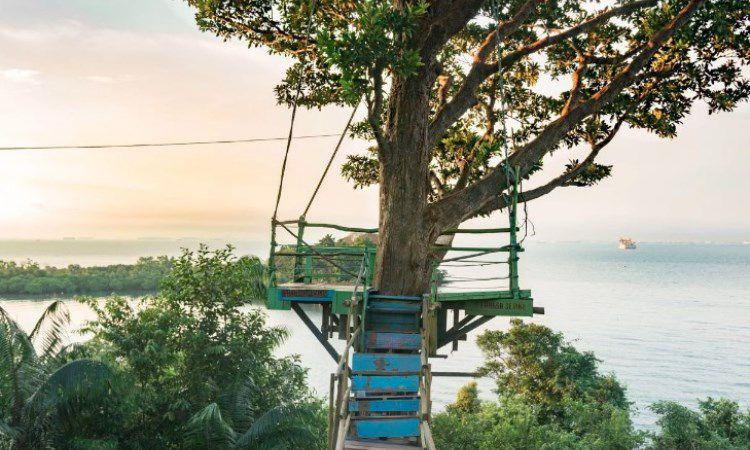 Taman Wisata Habibie 1000 Tangga