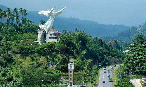 Tempat Wisata Manado