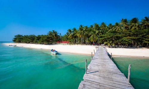 Tempat Wisata Pulau Bangka