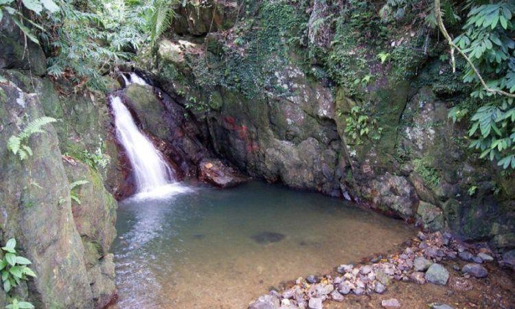 Air Terjun Sibohe