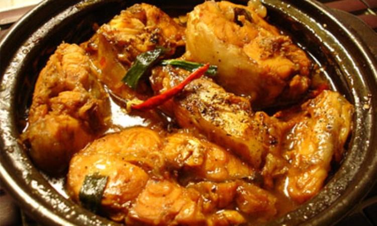 Ca Kho To (Seafood Vietnam)
