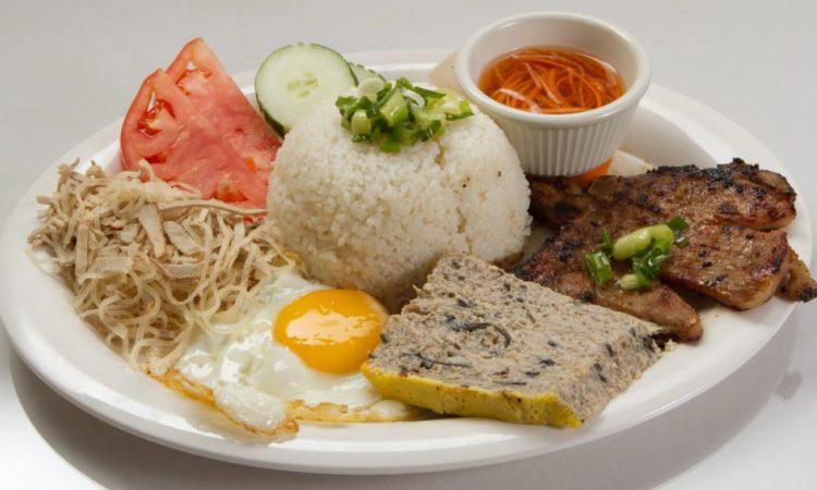 Com Tam (Broken Rice)