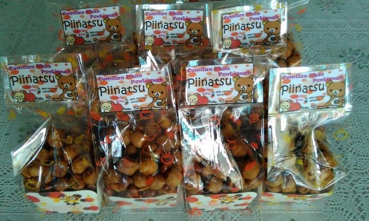 Kacang Piinatsu