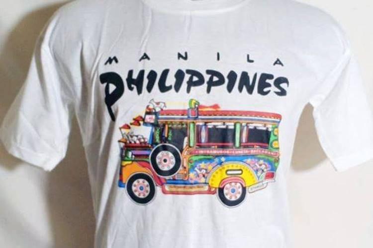 Kaos Khas Filipina