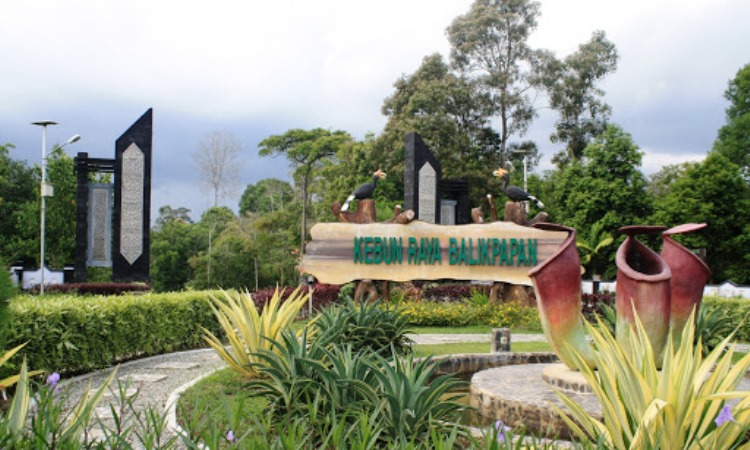 Kebun Raya Balikpapan