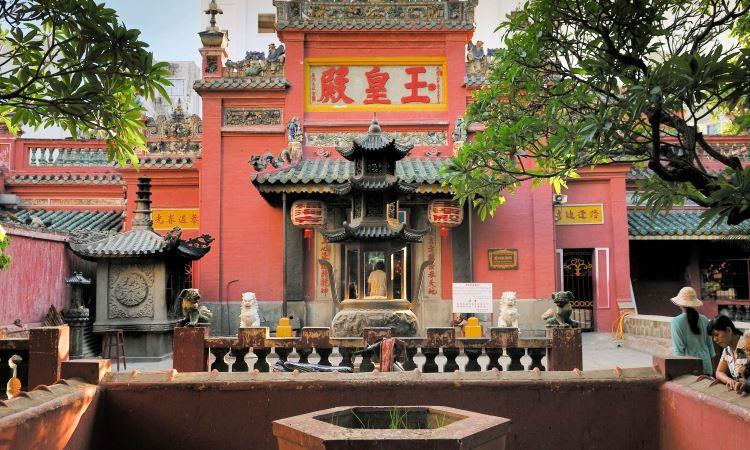 Pagoda Jade Emperor
