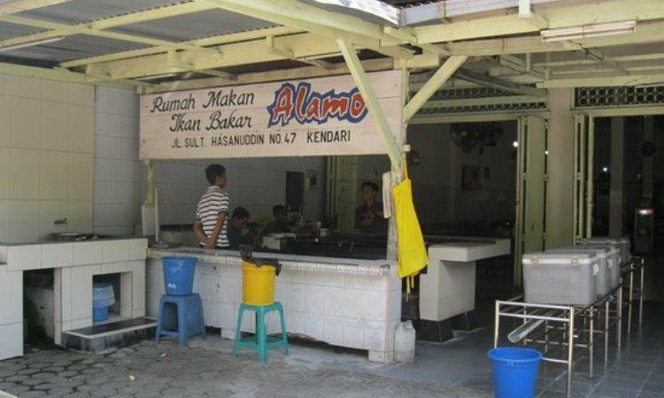 Rumah Makan Ikan Bakar Alamo
