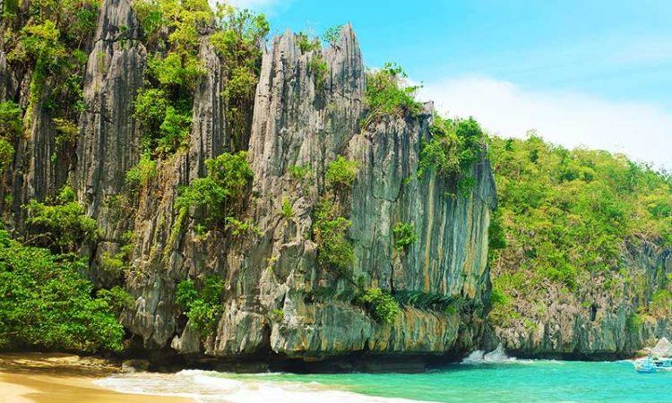 """Taman Nasional Sungai Bawah Tanah """"Puerto Princesa"""""""