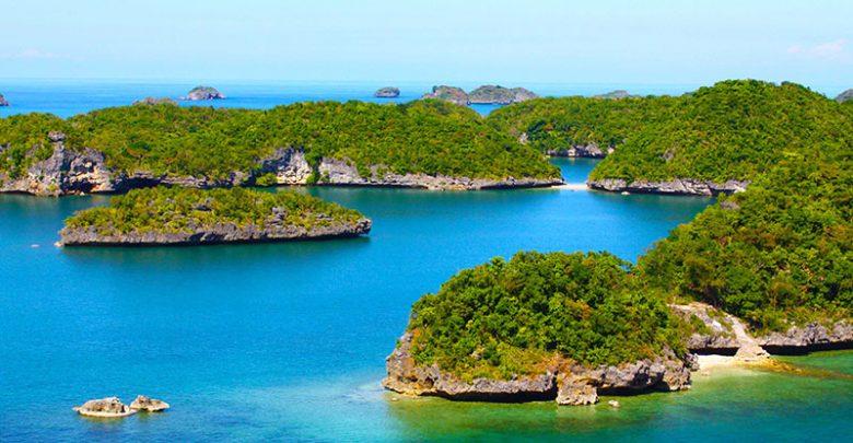 The Hundred Island National Park