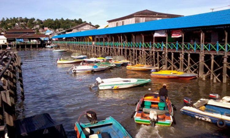 Wisata Kampung Atas Air Margasari