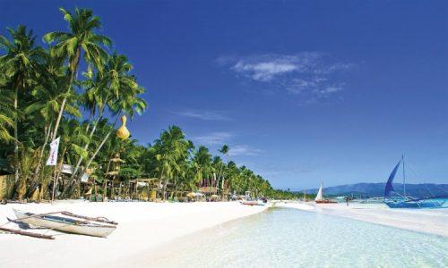 10 Wisata Pantai di Filipina yang Paling Hits