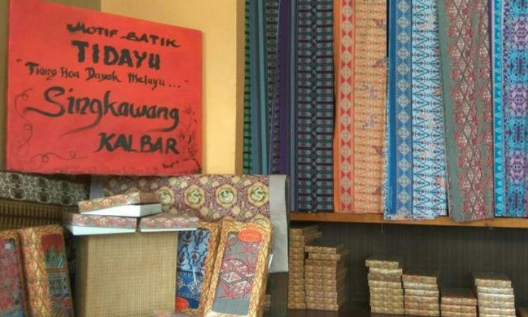 Batik Khas Tidayu Kota Singkawang