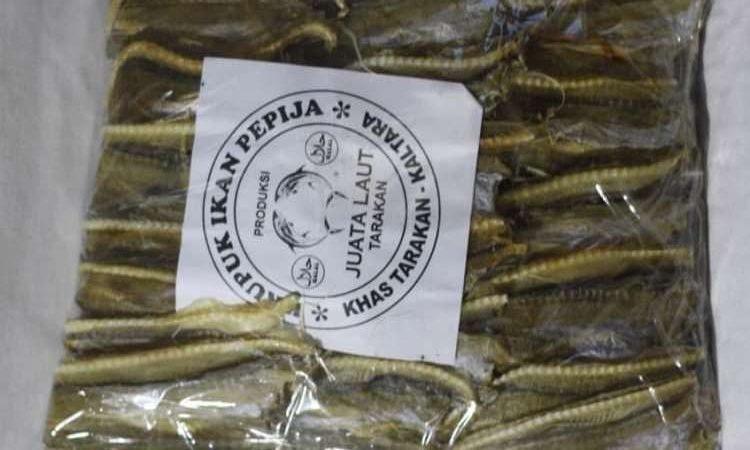 Ikan Asin Pepija