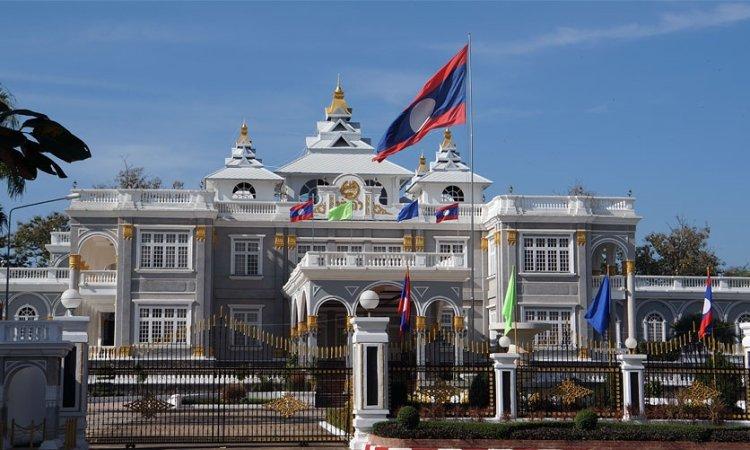 Istana Presiden Laos (The Presidential Palace)