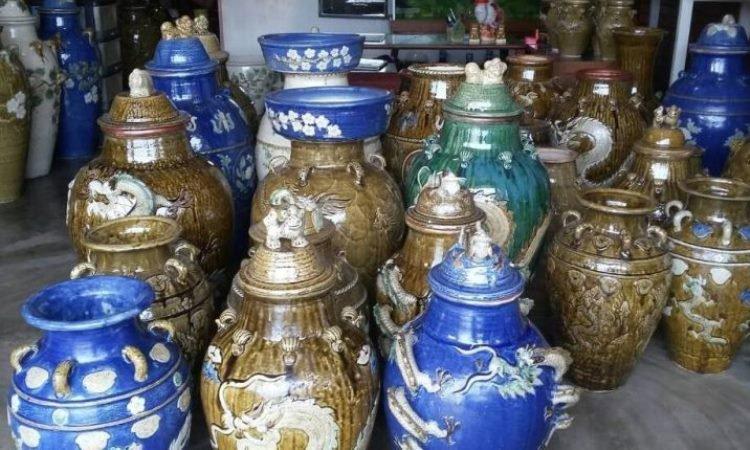 Kerajinan Keramik Mini Tiongkok